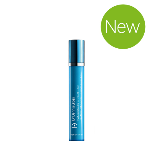 Dr Dennis Gross Hyaluronic Marine™ Dew It All Eye Gel - 15ml