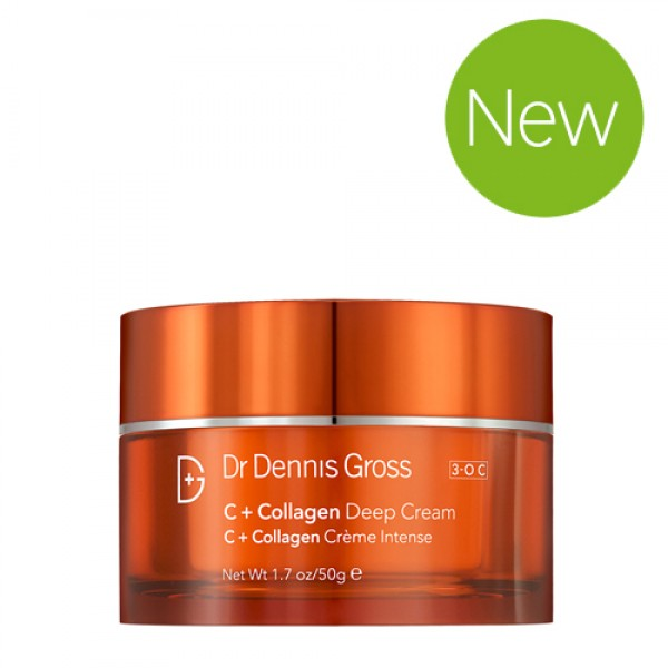 Dr Dennis Gross C + Collagen Deep Cream - 50ml