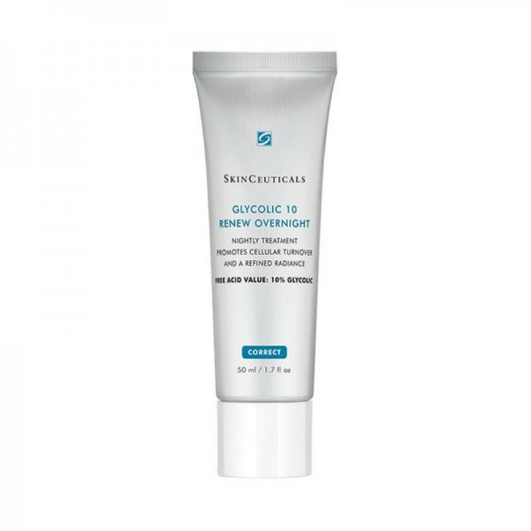 SkinCeuticals Glycolic 10 Renew Overnight Treatment - 50ml