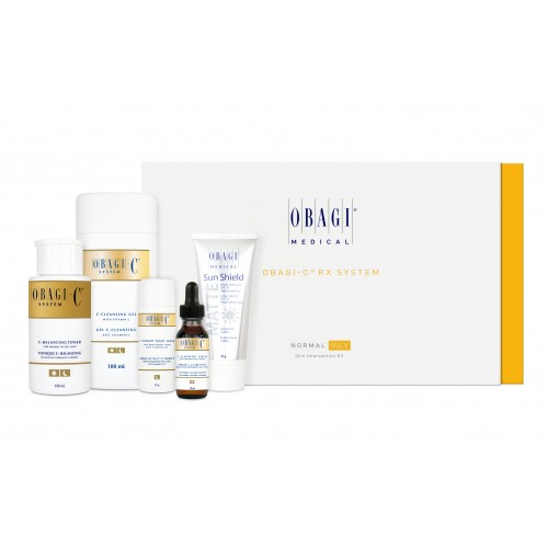 Obagi CRx System Early Intervention System - Normal to Oily Skin Rx (Prescription Only)