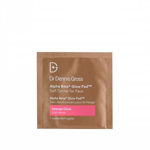 Dr Dennis Gross Alpha Beta Glow Pad Intense Glow - 20 Towelettes