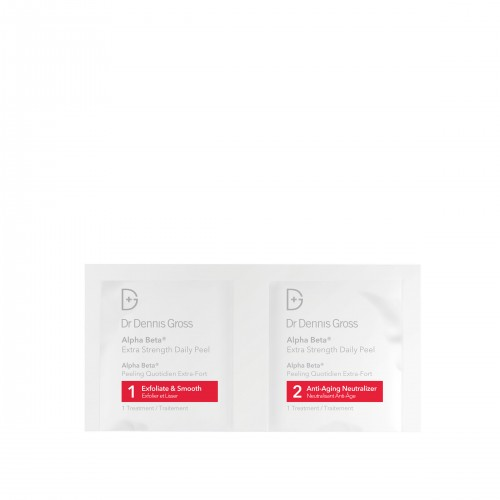 Dr Dennis Gross Alpha Beta Extra Strength Daily Peel - 30 Packettes