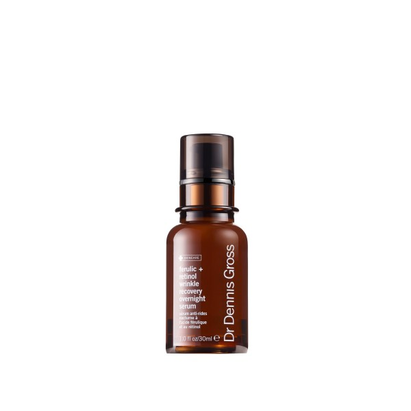 Dr Dennis Gross Ferulic + Retinol Wrinkle Recovery Overnight Serum - 30ml