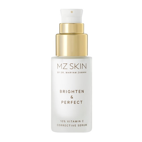 MZ Skin Brighten & Perfect 10% Vitamin C Corrective Serum - 30ml