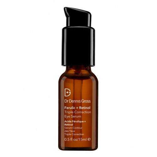 Dr Dennis Gross Ferulic + Retinol Triple Correction Eye Serum - 15ml