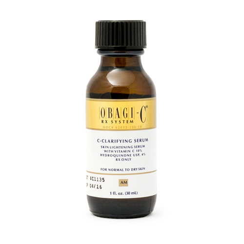 Obagi CRx System C-Clarifying Serum for Normal/Dry Skin Rx (Prescription Only) 30ml